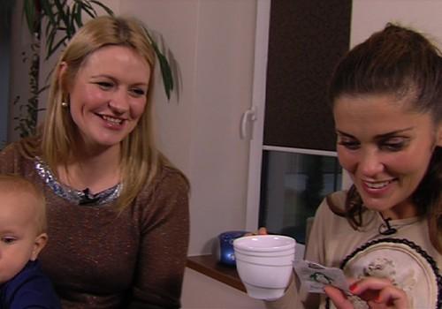 VIDEO: Su Super mažyliu mokomės gerti arbatą