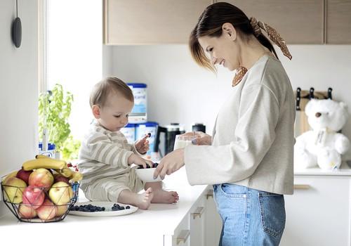 Mitybos testas parodė: Lietuvoje 1-2 metų vaikai valgo mažai daržovių