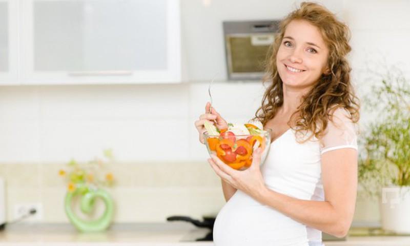 Ką geriausia valgyti nėštukei žiemą?