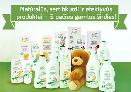 Natura House Cucciolo - natūralios, apsauginės priemonės tiesiai iš gamtos!