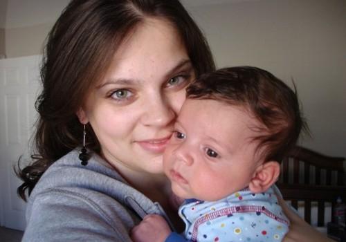 Mamytės Odi ir sūnelio fotosesija