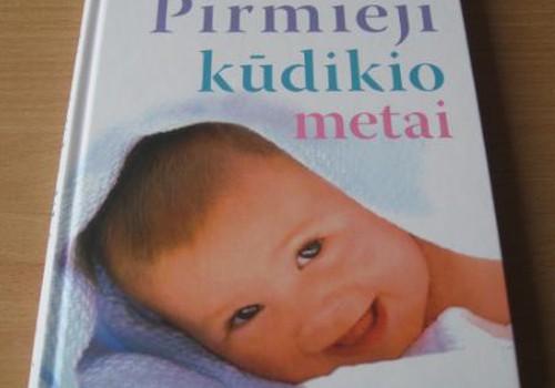 Pirmieji kūdikio metai: pediatro patarimai