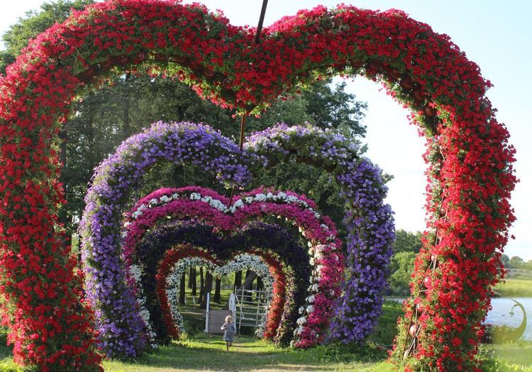 Vasaros gidas: magiškas gėlių festivalis Pakruojo dvare