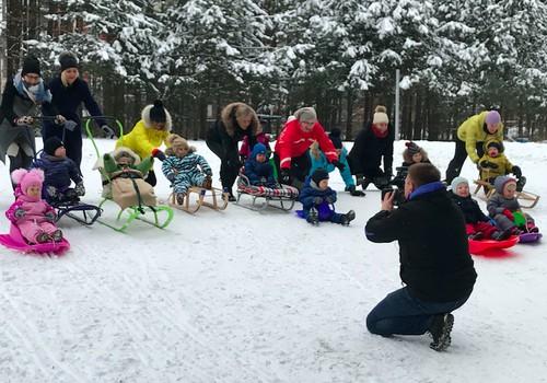 """Su sniegu ir gera nuotaika """"Mamyčių klubo"""" laida sugrįžta vasario 4 d.!"""