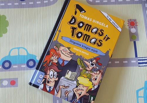 Domas ir Tomas vėl svečiuose pas mus!