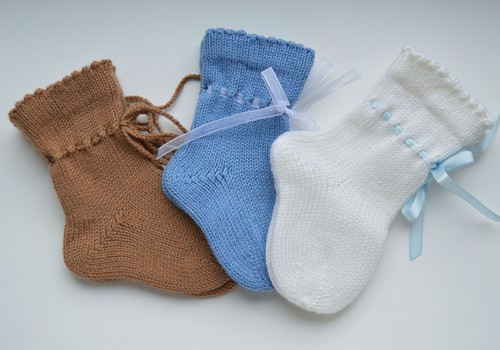 Socks for newborns
