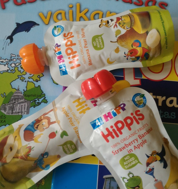Hipp užkandis Palangoje