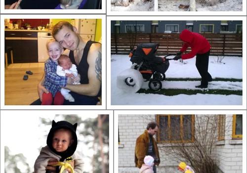 """Geriausias tėtis pasaulyje: Kas tapo BALANDŽIO mėnesio Tėčiu ir su šeima eis į restoraną """"FORTAS""""?"""
