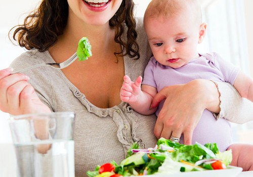 Žindančių mamų mityba: Atsiribokite nuo mitų!