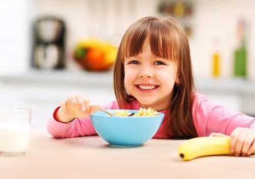 Konkursas: Ką tavo vaikas valgo pusryčiams?