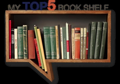 Sudarom MK narių įsimintiniausių knygų TOP 5?
