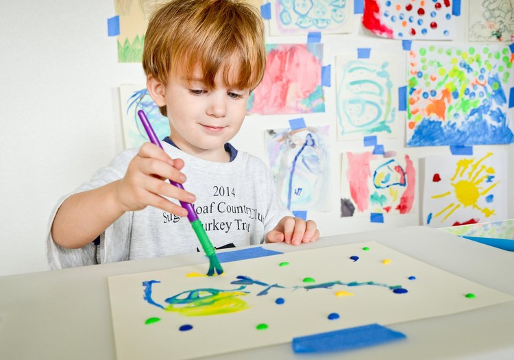 Leiskime vaikui panuobodžiauti - pažadinsime kūrybiškumą