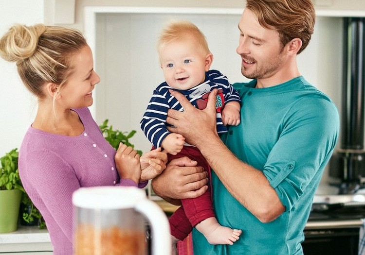 """Receptų konkursas: Laimėk """"Philips Avent"""" sveiko kūdikių maisto įrenginį """"Keturi viename""""!"""