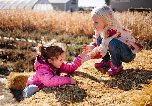 Vaikų empatija: 8 būdai kaip ją ugdyti