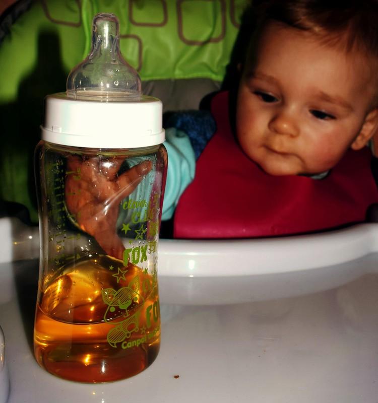 "Išbandėme CANPOL BABIES buteliuką ""EasyStart"""