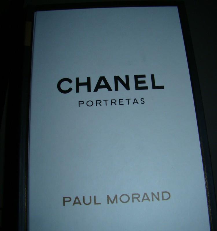"PAUL MORAND ""Chanel portretas"""