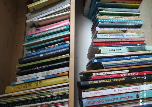 Ką mes skaitome su mažiausia