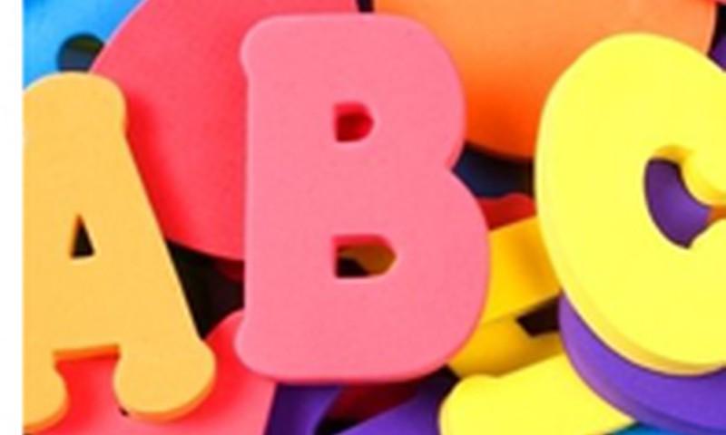 Kaip išmokyti 9 metų vaiką abėcėlės?
