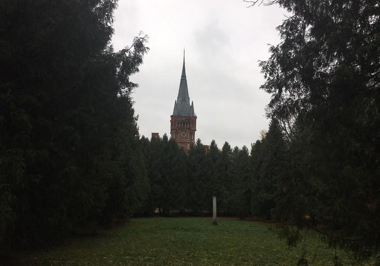 Pasivaikščiojimas po Lentvario dvarą