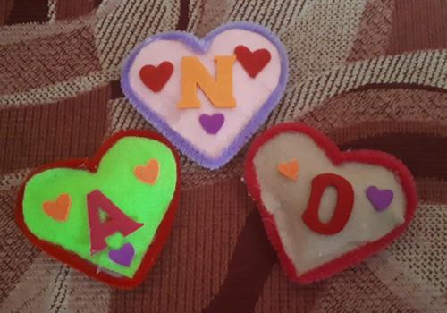Valentino dienos darbeliai