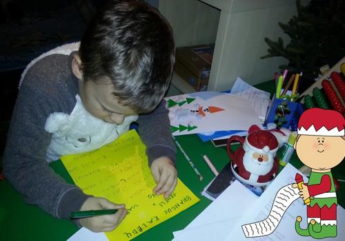 """""""Lorjus meškučiai"""" skubėkime rašyti laišką Kalėdų seneliui!"""