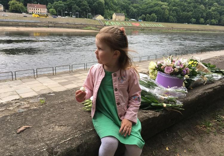 Mamos atradimai: stebuklinga suknelė