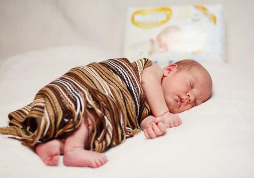 10 patarimų, kad kūdikis ramiai miegotų