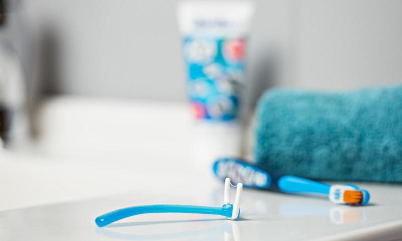 IEŠKOME vaikų (5+), norinčių išbandyti JORDAN dantų siūlą