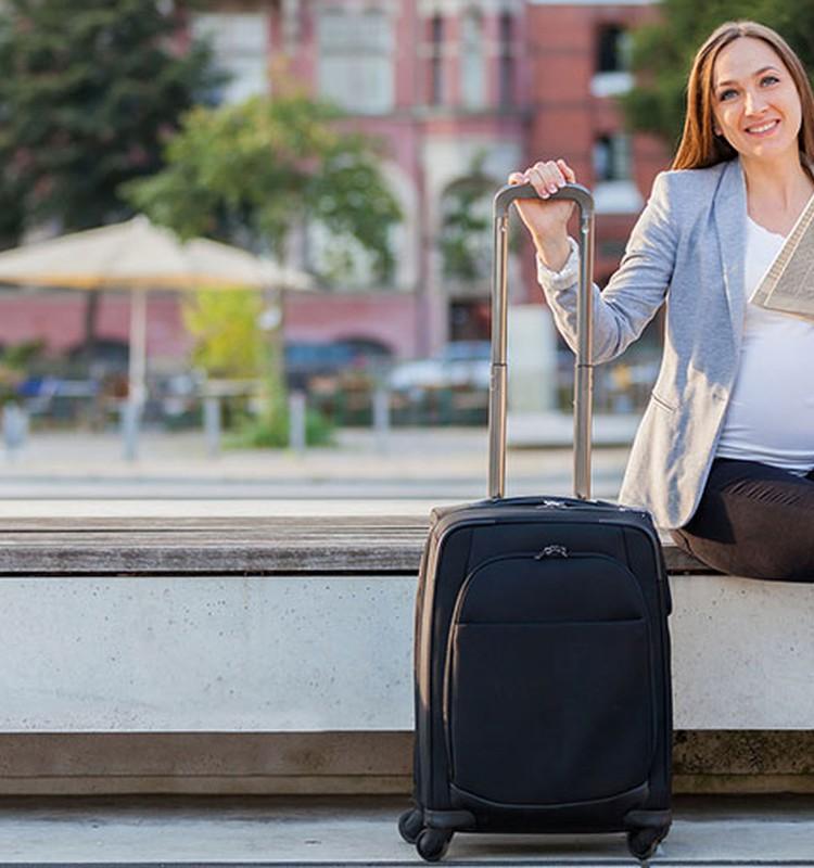 Viskas apie keliones nėštumo metu: ką būtina žinoti?
