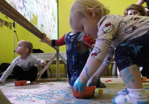 VIDEO: Laviname vaikų kūrybiškumą