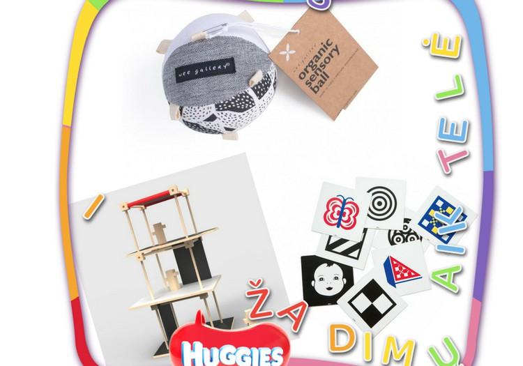 Žaislų naujienos: originalus lėlių namelis ir žaislai autobilyje