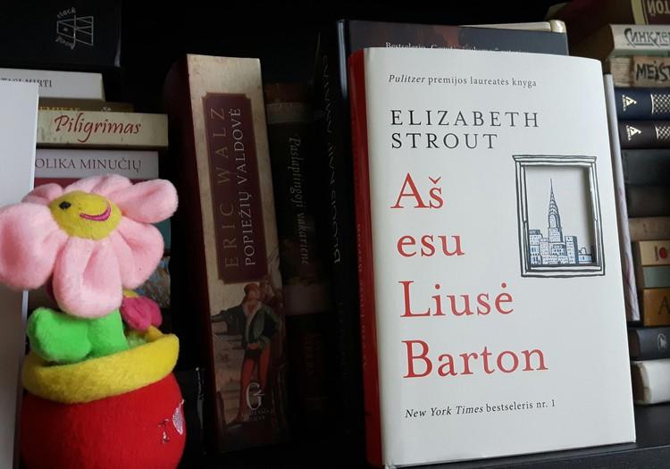 Aš esu Liusė Barton. Sudėtinga knyga
