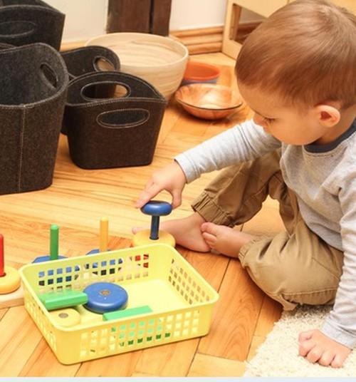 Huggies® Stebuklingas kambarys: kaip žaidžia 16-24 mėnesių amžiaus mažyliai