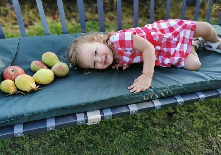 Timėja ruošiasi darželiui
