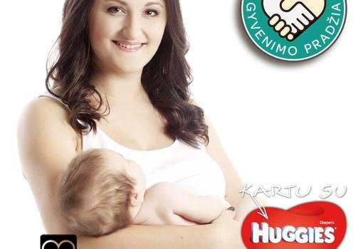 """Dalyvauk konkurse Facebooke ir laimėk """"MammyBox"""" rinkinį kūdikiui!"""