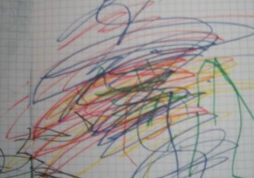 Ar saugai pirmuosius vaiko piešinius?