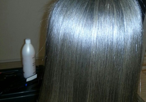 Nebrangiai plaukų gydymas ir tiesinimas keratinu Vilniuje