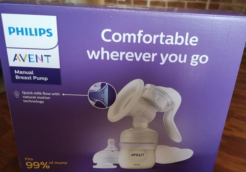 Philips Avent pientraukis pagerino žindymo kokybę