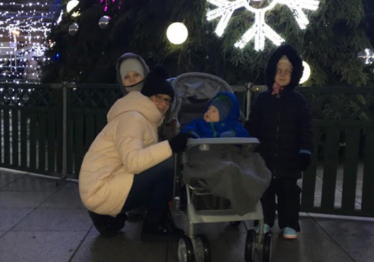 Kalėdų eglutės džiaugsmai