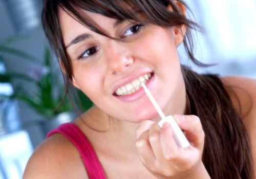 Ar saugu balinti dantis nėščiosioms?