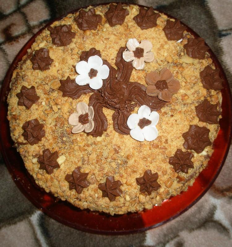 Tortų labirintai:-)Grilijažinis tortas...