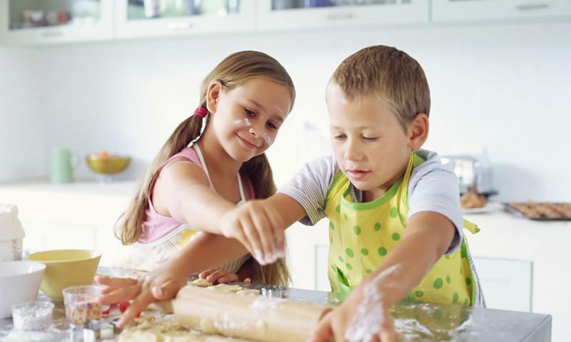 Gaminantys vaikai – sveikesni ir laimingesni