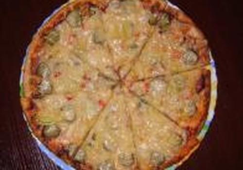 Mūsų aštrioji pica