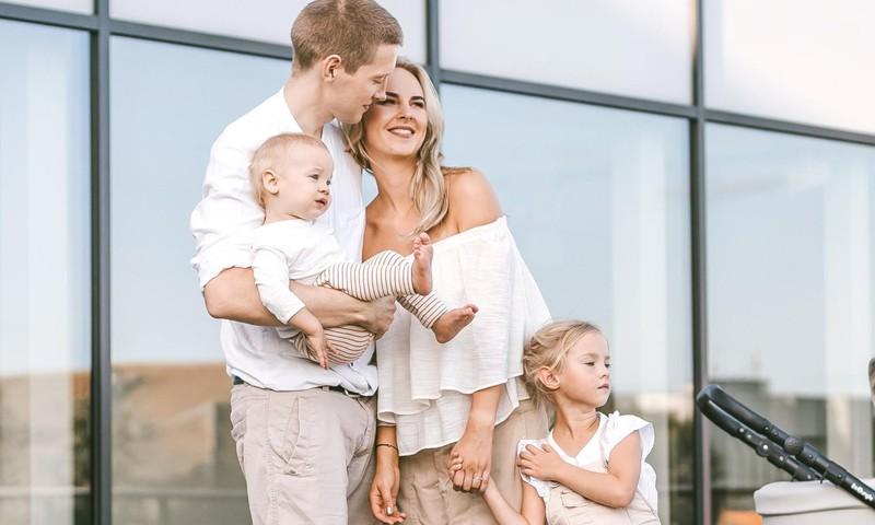 Dviejų vaikų mamai Gerdai Liesienei karantinas paskatino įkurti namų darželį