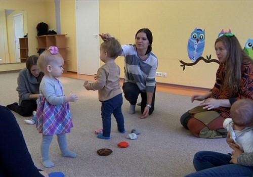 Žaidžiame su pirštukais - laviname vaikų smegenis ir kalbą