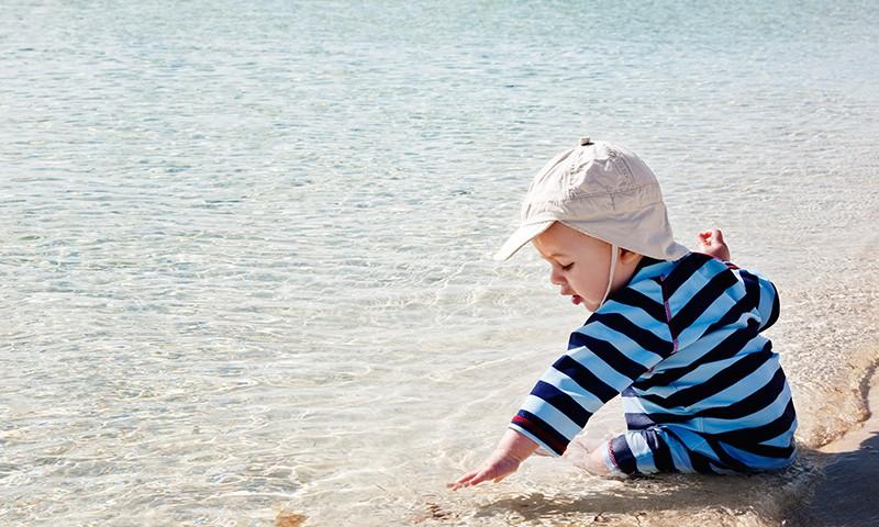 Gydytoja pataria, kaip vasarą stiprinti mažylio imunitetą