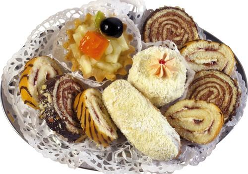 Nelaikykite ilgai galiojančių kepinių ar sausainių