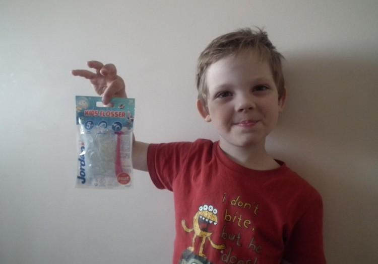 Naudojant Jordan sveikesni vaikų dantukai