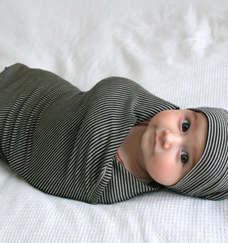 Ar kūdikio vystymas vystyklais gali įtakoti jo raidą?