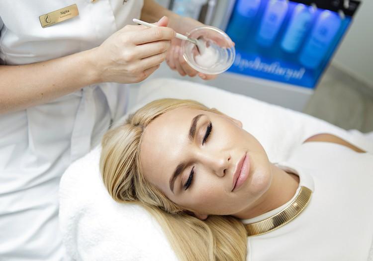 Veido procedūros – išsaugokite odos grožį bei sveikatą